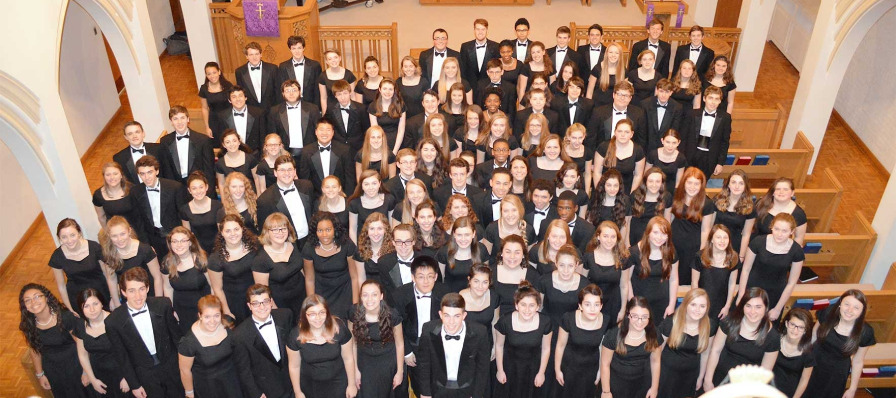Haverford Choral Arts Combined Choirs
